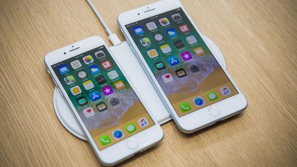 Bộ đôi iPhone 8 và 8 Plus có dung lượng pin nhỏ hơn phiên bản tiền nhiệm, nhưng thời lượng pin sử dụng lâu hơn