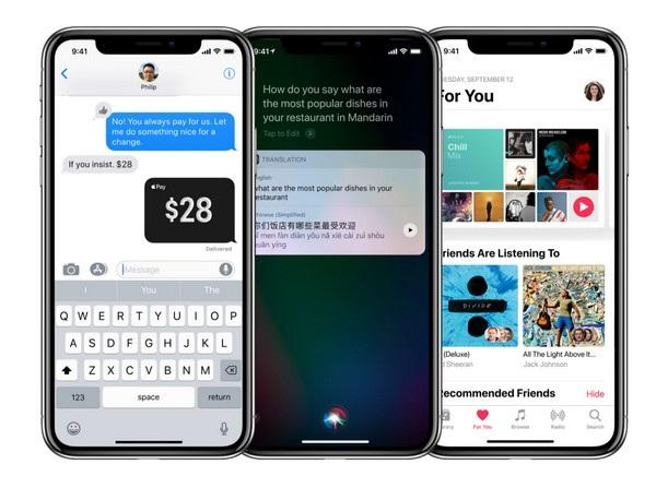 iPhone X là phiên bản iPhone ấn tượng nhất được trình làng tại sự kiện đặc biệt vừa qua của Apple