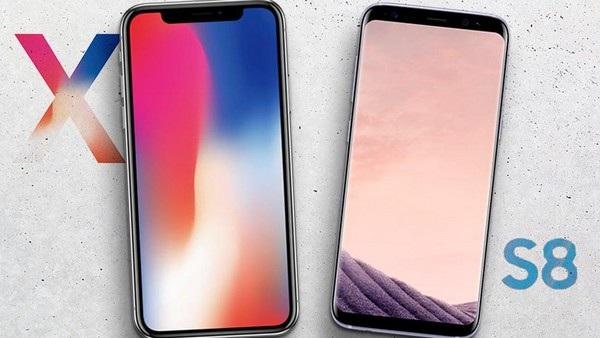 Samsung đạt doanh thu từ linh kiện bán cho iPhone X thậm chí còn cao hơn khoản tương tự thu về từ Galaxy S8