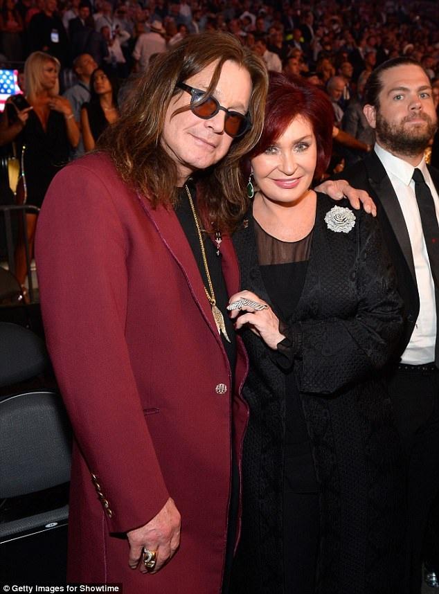 Vợ chồng Ozzy Osbourne