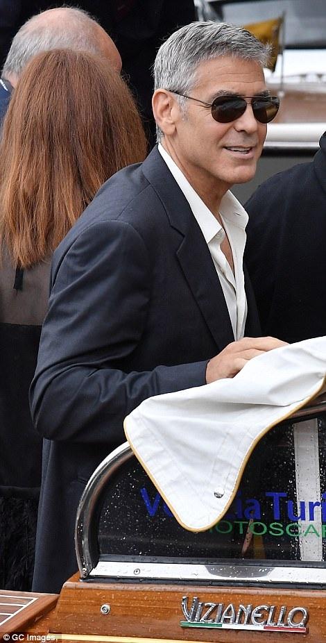 George Clooney - U60 vẫn rất cuốn hút