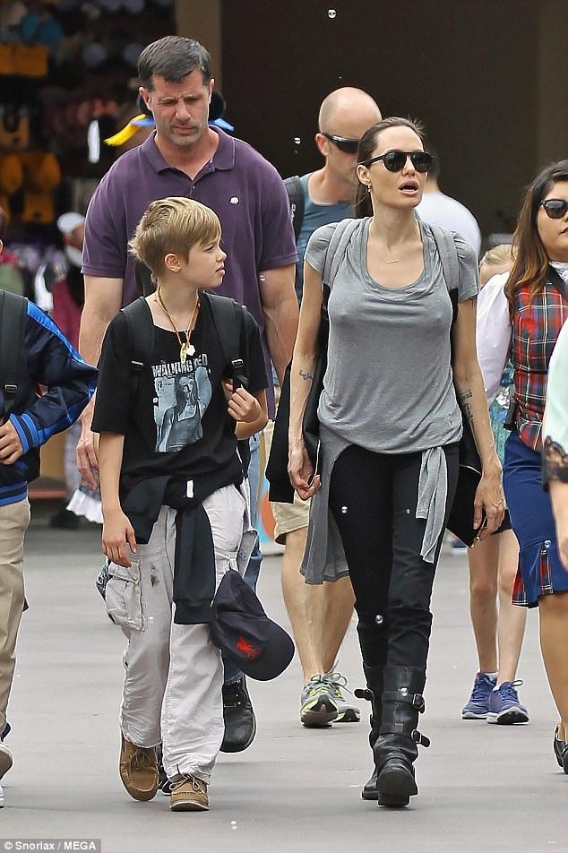Angelina Jolie đang có ý định định cư lâu dài tại Los Angeles.