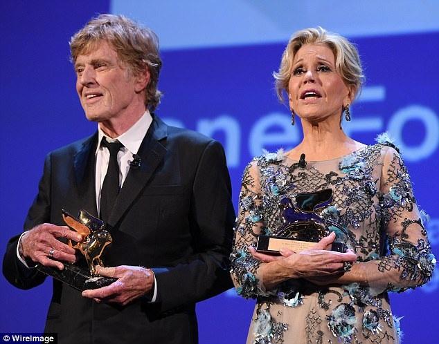 Hai diễn viên kỳ cựu giành giải thành tựu trọn đời tại LHP uy tín này