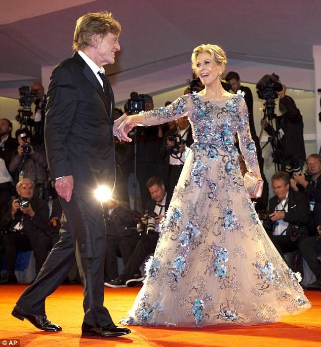 Jane Fonda từng giài 2 giải Oscar trong sự nghiệp điện ảnh của mình