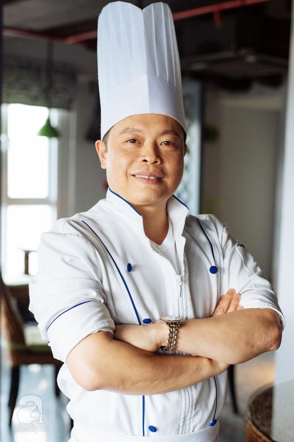 Siêu đầu bếp gốc Việt Jack Lee