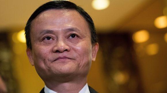 Tỷ phú Jack Ma, Chủ tịch Tập đoàn Alibaba, hiện sở hữu khối tài sản ròng trị giá 37,4 tỷ USD, là người giàu thứ 18 thế giới. (Nguồn: Drew Angerer, Getty Images)