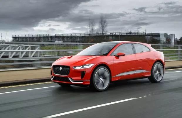 Xe thể thao chạy điện Jaguar I-Pace có gì đặc biệt? - 1