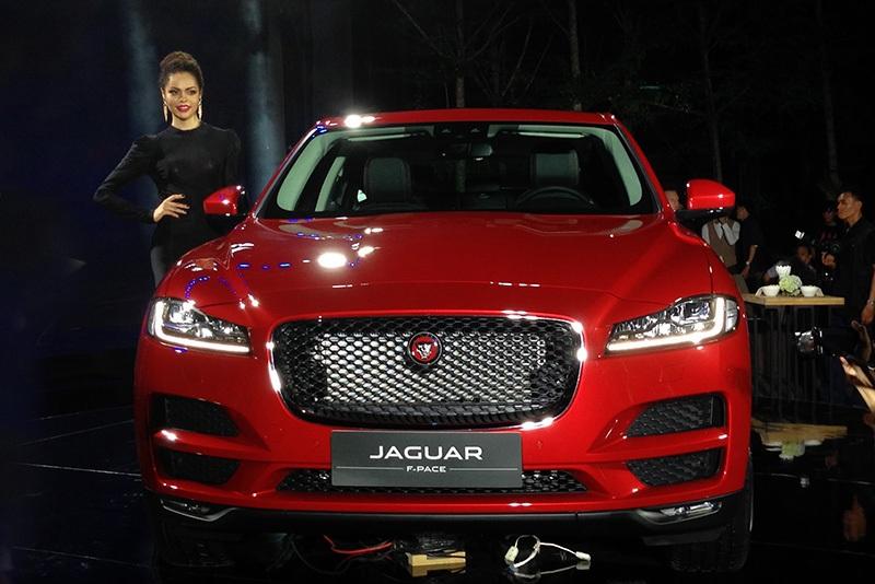 Jaguar F-Pace ra mắt Việt Nam, giá từ 3,595 tỉ đồng - 2