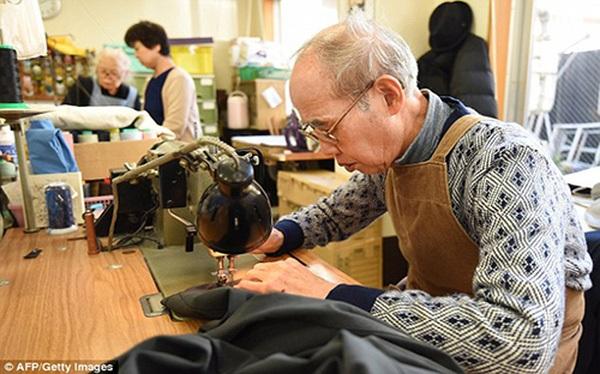 Ngày càng nhiều doanh nghiệp lâu đời tại Nhật phải đóng cửa hoặc bán mình vì không tìm được người kế nghiệp - Ảnh: AFP/Getty Images.