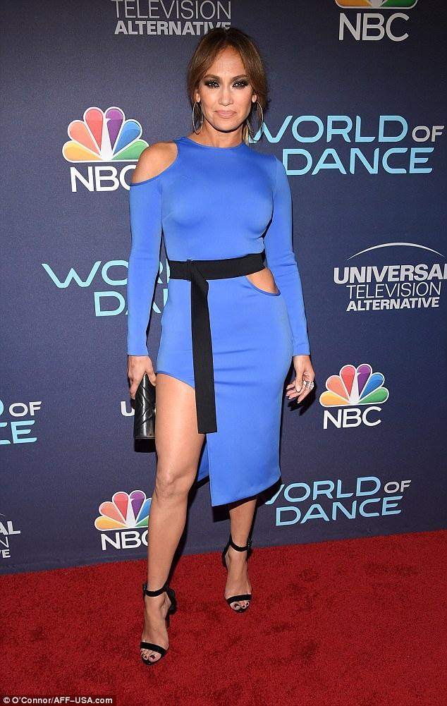 Jennifer Lopez đẹp quyến rũ dự sự kiện tại Los Angeles ngày 19/9 vừa qua