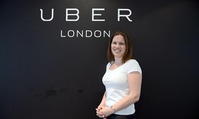 Bà Jo Bertram đã gửi email nghỉ việc chỉ 2 tuần sau khi Uber bị rút giấy phép tại London. (Nguồn: Jeremy Selwyn)
