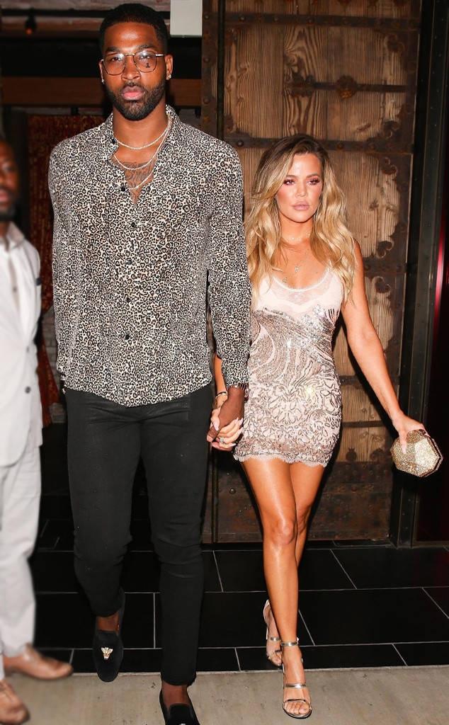 Tạp chí People vừa đưa tin, sao truyền hình thực tế Khloe Kardashian đang mang thai với bạn trai kém 7 tuổi - cầu thủ bóng rổ Tristan Thompson