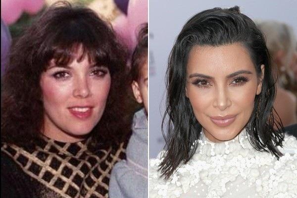 Không còn phải nói thêm về cặp mẹ con Kris Jenner - Kim Kardashian. Hai mẹ con đều quá nổi tiếng và cùng tham gia show truyền hình ăn khách về đời tư của mình. Bà Kris chính là người quản lý công việc cho các con gái cưng và Kim cho biết, điều lớn nhất cô học từ mẹ đó là đặt gia đình lên ưu tiên hàng đầu.