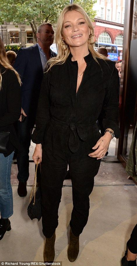 Kate Moss sống kín đáo và bình lặng những ngày gần đây sau khi chia tay chồng Jamie Hince vào năm 2015