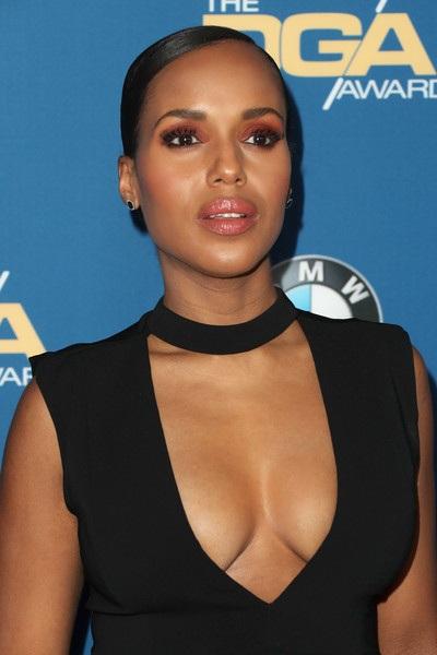 Nữ diễn viên phim Scandal là một trong những ngôi sao da màu thành công nhất thế giới
