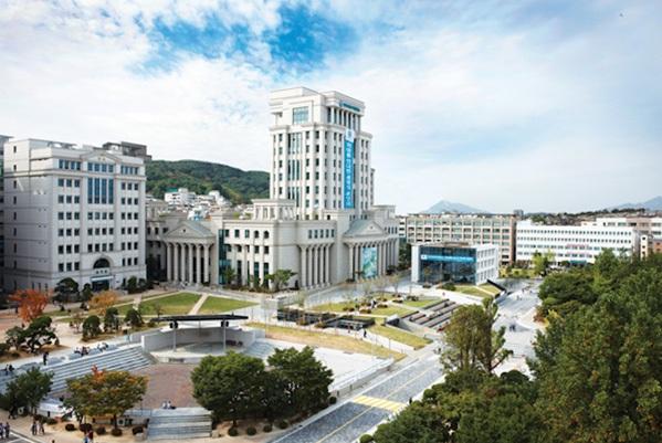 Hàn Quốc sở hữu nhiều trường đại học với không gian kiến trúc lý tưởng