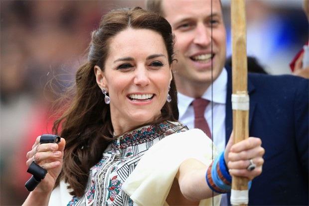 Công nương Kate Middleton. (Ảnh: PA)