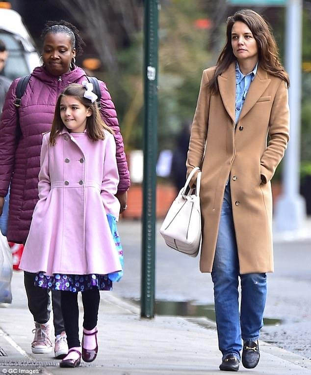 Katie Holmes và con gái cưng, Suri Cruise