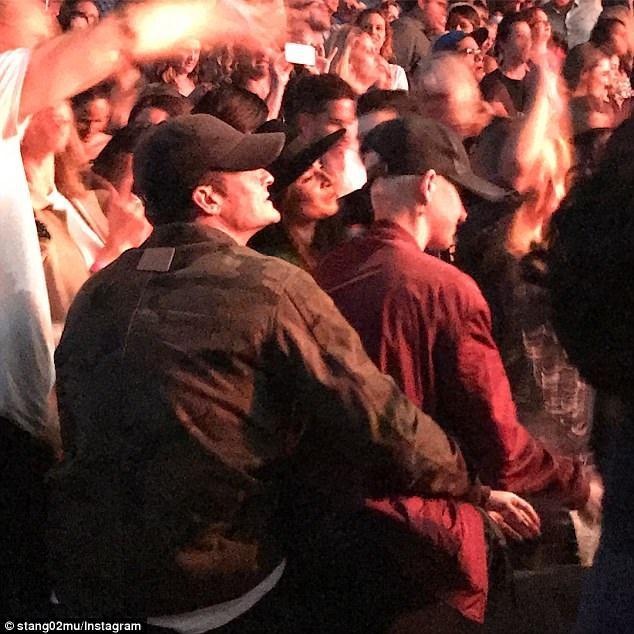 Katy Perry bị bắt gặp đi chơi cùng Orlando Bloom vào cuối tuần vừa rồi ở Los Angeles, Mỹ.