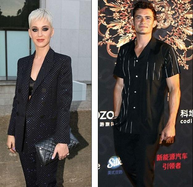 Katy Perry và Orlando Bloom tuyên bố chia tay vào tháng 2/2017 sau 10 tháng bên nhau.