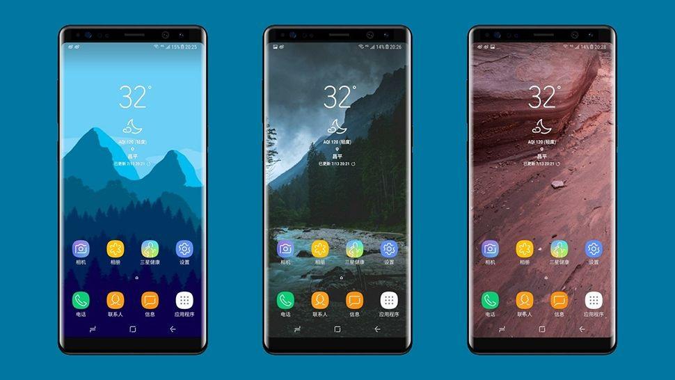 Galaxy Note 8 lộ ảnh viền siêu mỏng, ra mắt vào cuối tháng 8 - 1