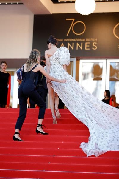 Kendall Jenner rực sáng tại Cannes - 9