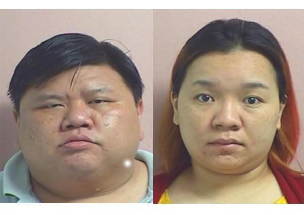 Cheong Mun Siong và Tran Thi Cam Nhung (Ảnh: ICA)