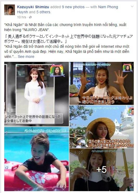 """3 hot girl Việt xinh đẹp được truyền thông Nhật """"ưu ái"""" - 11"""