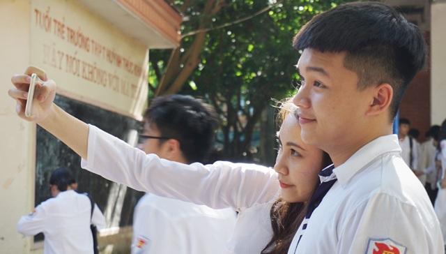 Lưu giữ tình bạn đẹp tuổi học trò