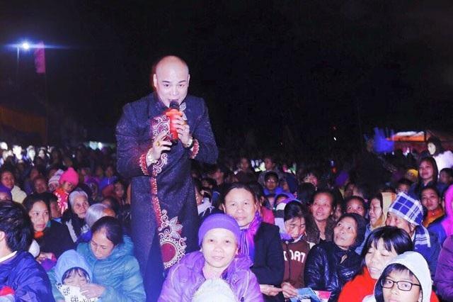 Giọng ca Bolero Minh Khánh.