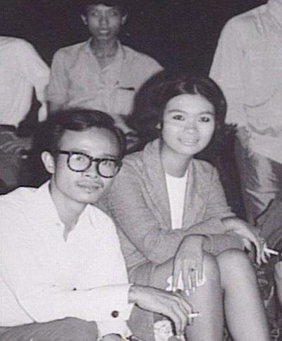 Trịnh Công Sơn từng giận Khánh Ly vì bà... cắt tóc ngắn.