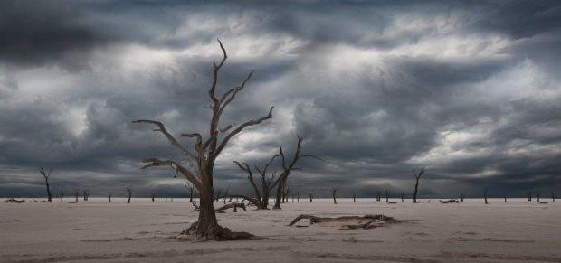 Đây là nỗi lo sợ về hậu quả thảm khốc sẽ xảy đến với hành tinh này nếu Mỹ rời khỏi thỏa thuận Paris về biến đổi khí hậu.
