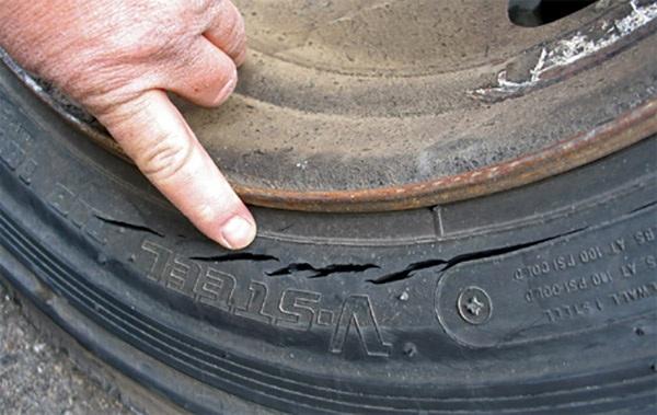Khi nào cần thay lốp? - 6