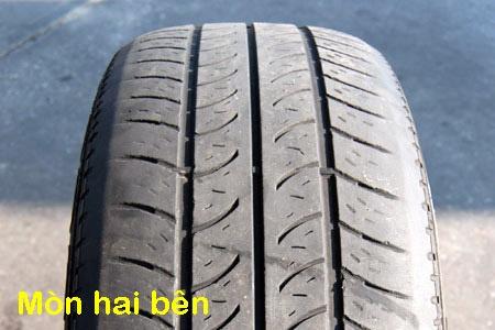 Khi nào cần thay lốp? - 7