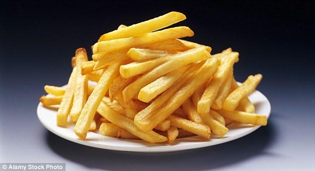 Một nghiên cứu đã chỉ rõ ăn khoai tây chiên 2 lần một tuần sẽ làm tăng gấp đôi nguy cơ tử vong.