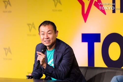 Daisuke Sasaki - CEO Freee. Nguồn: Tech in Asia