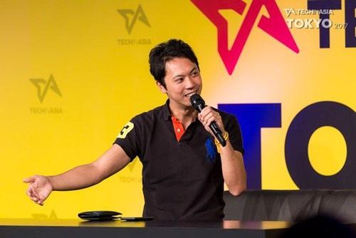 Yasukane Matsumoto - CEO Raksul. Nguồn: Tech in Asia