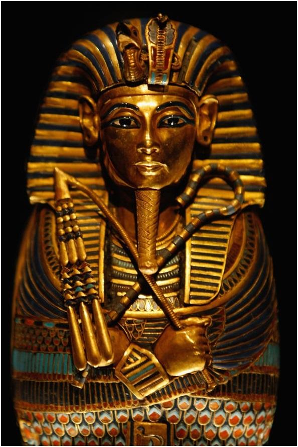 Tìm thấy nơi chôn cất vợ Vua Tutankhamun của Ai Cập cổ đại? - 3