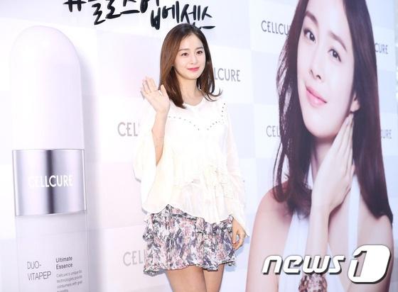 Kim Tae Hee xuất hiện tươi trẻ sau xác nhận mang bầu - 6