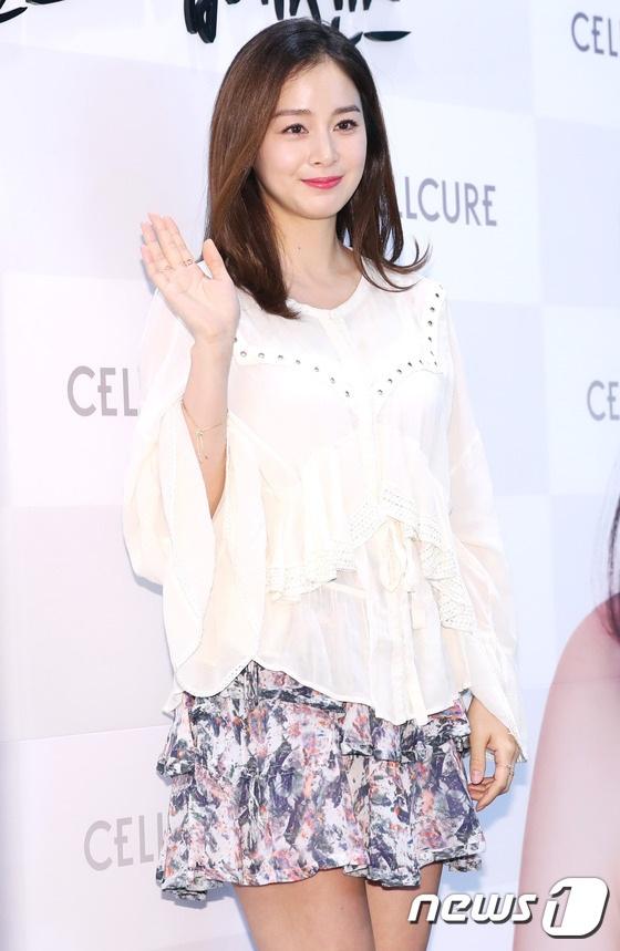 Kim Tae Hee xuất hiện tươi trẻ sau xác nhận mang bầu - 3