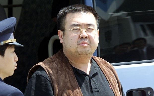 Ông Kim Jong-nam, anh trai nhà lãnh đạo Triều Tiên Kim Jong-un. (Ảnh: AFP)