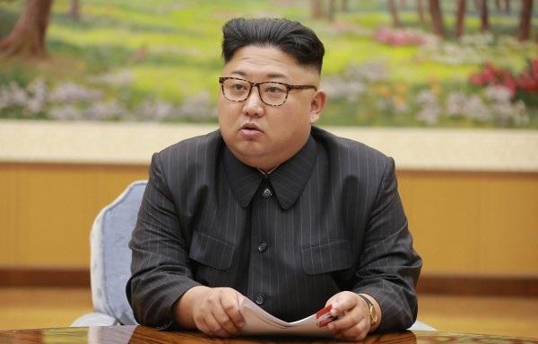 Lãnh đạo Triều Tiên Kim Jong-un (Ảnh: KCNA)