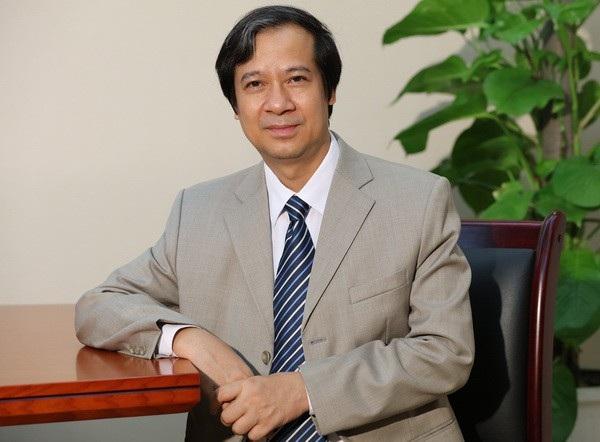 PGS.TS Nguyễn Kim Sơn - Giám đốc ĐH Quốc gia Hà Nội
