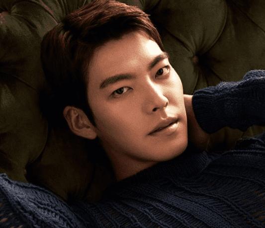 Kim Woo Bin vừa phát hiện mắc bệnh ung thư vòm họng.