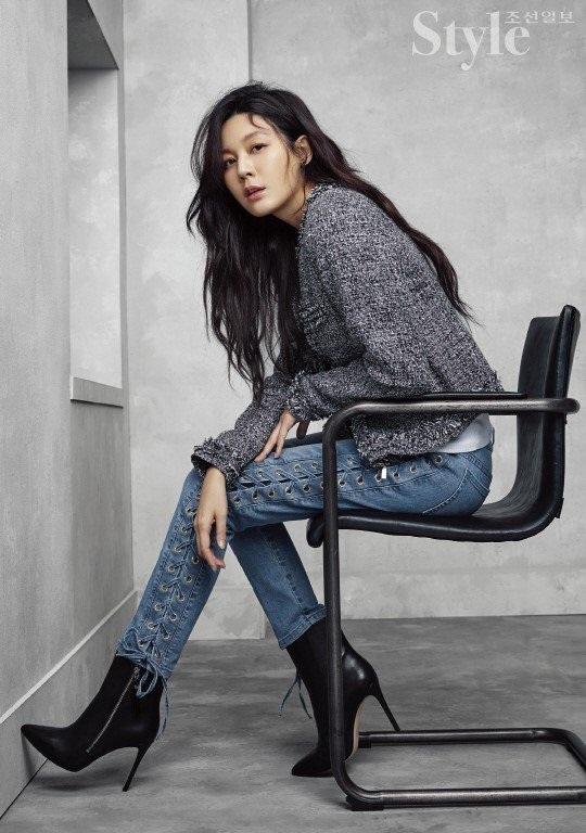 Kim Ha Neul mang thai đứa con đầu lòng ở tuổi 38 - 5