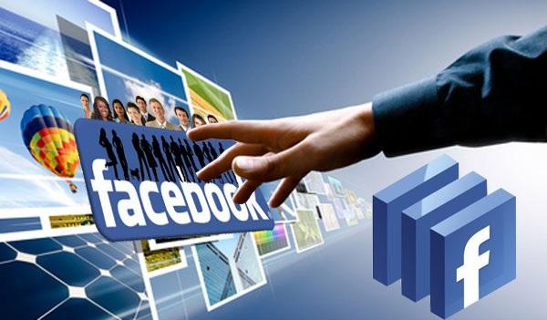 Hiện nay giao dịch điện tử, trong đó có bán hàng qua Facebook rất khó quản lý thuế (ảnh Bích Diệp)