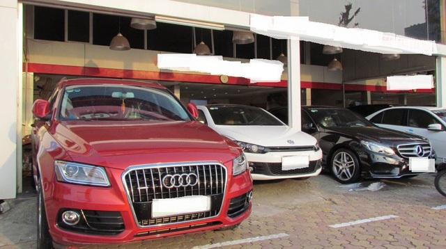 Kinh doanh xe cũ đang ngấm đòn vì xe mới giảm giá