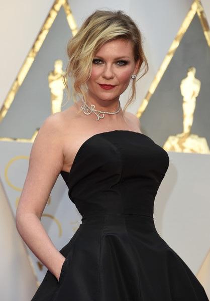 Dập dìu người đẹp trên thảm đỏ Oscar 2017 - 21