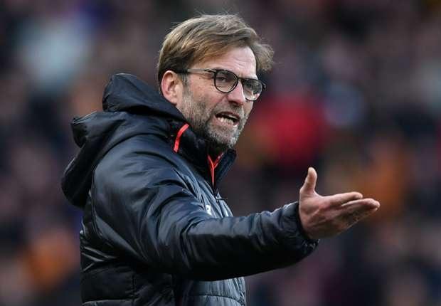 HLV Jurgen Klopp thất vọng vì màn trình diễn của Liverpool trước Hull City