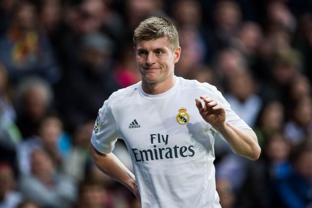 Toni Kroos là nhạc trưởng của Real Madrid
